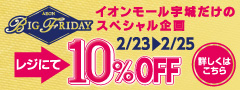 BIGFRIDAY 10%OFF